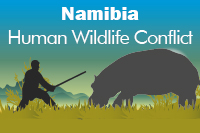 Human-Wildlife Conflict in Namibia