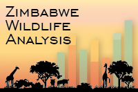 Zimbabwe Animal Populations
